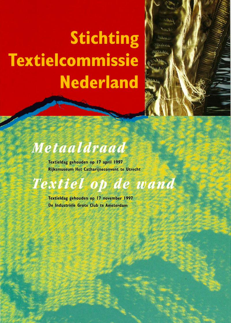 - Textiel op de wandNajaar 1997