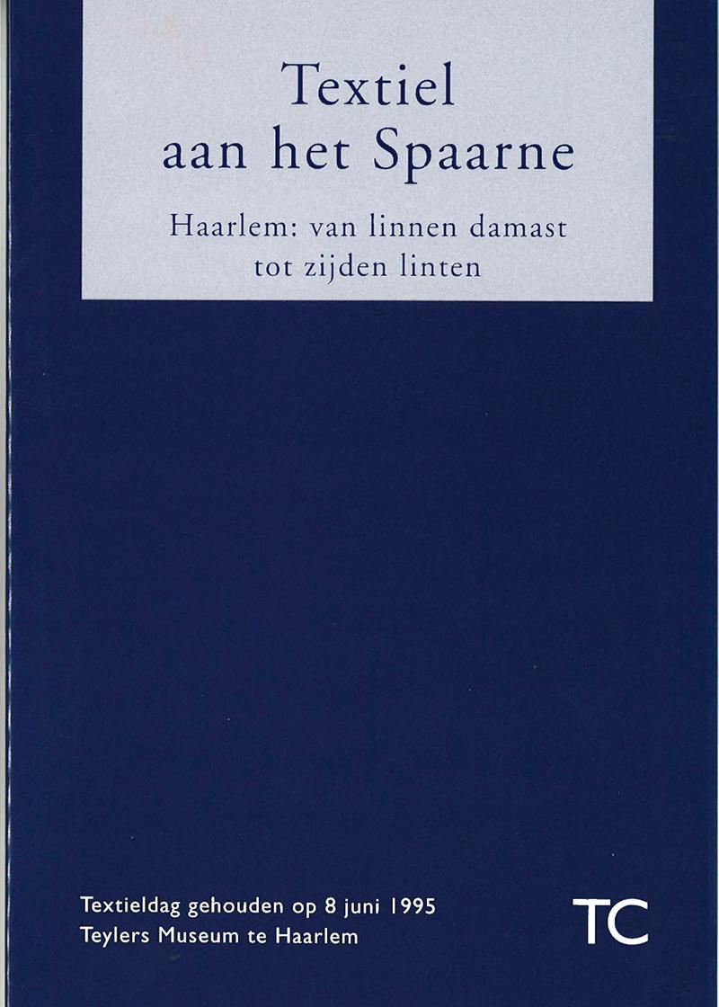 - Textiel aan het Spaarne Voorjaar 1995