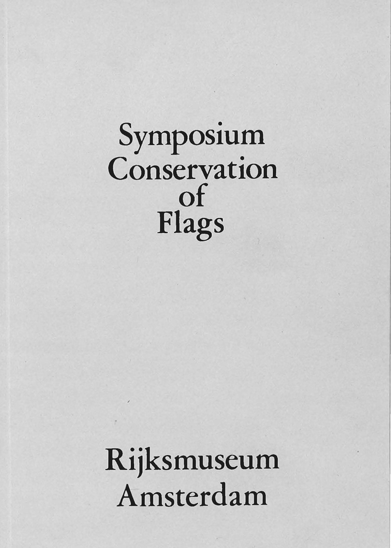 - Conservation of FlagsNajaar 1977