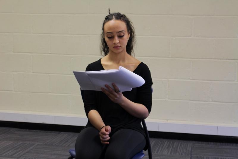 Yasmine Hassabu as Matoaka/ Pocahontas