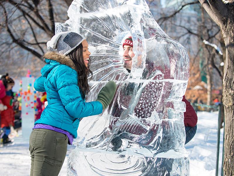 Winterlude Ottawa