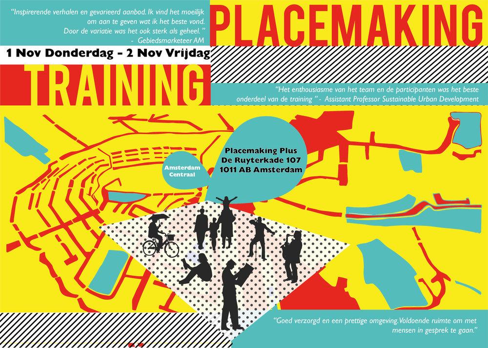 Training Placemaking Plus