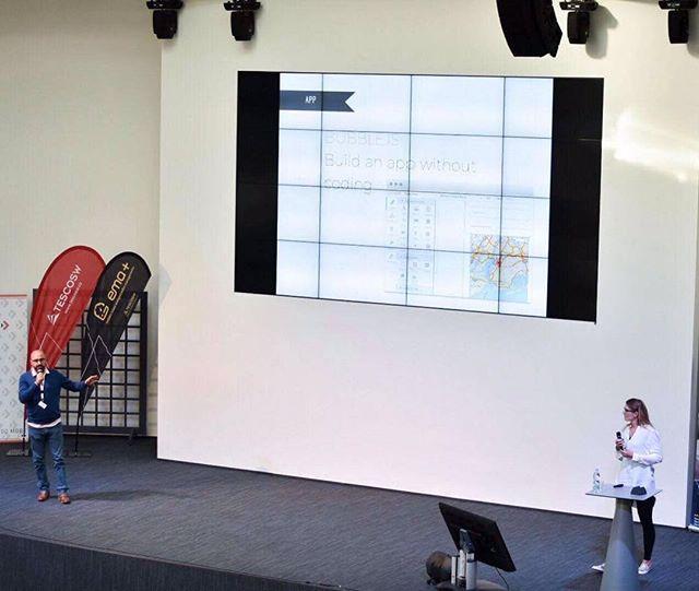 Conference 4th Industrial Revolution in #Olomouc 🤖👾---- #artificialintelligence #robotics #fourthindustry #security #software #technology #entrepreneurship #innovation #startuplife #conference #talktime #maqtoobonthemove #startup #onthemove #iphoneonly #czechrepublic #czechia #future #university #photooftheday #photoaday #instatravel