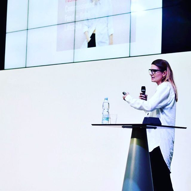 """""""With all the easy and cheap new technologies on the market, you can become an entrepreneur practically overnight."""" ~ Kristyna, Founder of MAQTOOB at Industry 4.0 conference in Olomouc ---- #startup #onthemove #maqtoob #entrepreneurship #innovation #business #software #onlinetools #apps #productivity #entrepreneurs #entrepreneurlife #technology #ai #olomouc #mvso #czechrepublic #iphoneonly #instatravel #photooftheday #photoaday"""
