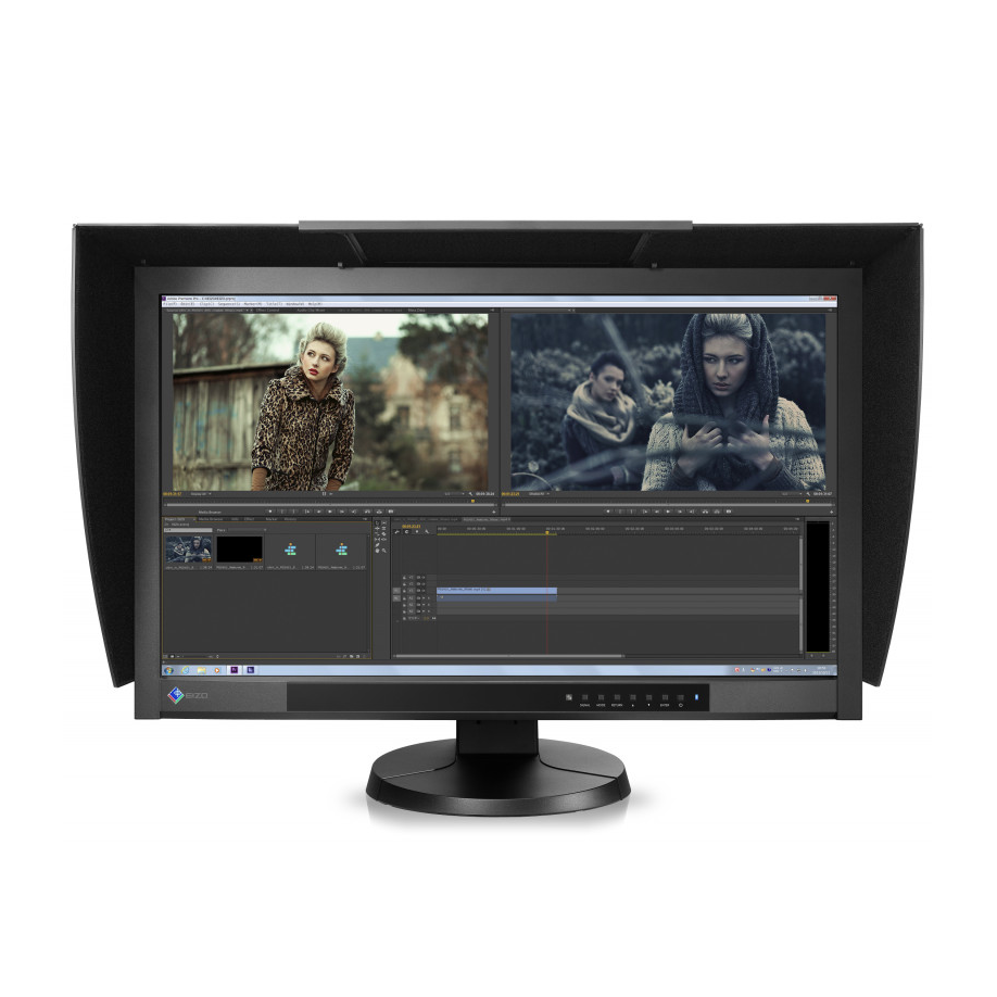 EIZO ColorEdge CG277 (vertical/horizontal) - 150€/Day