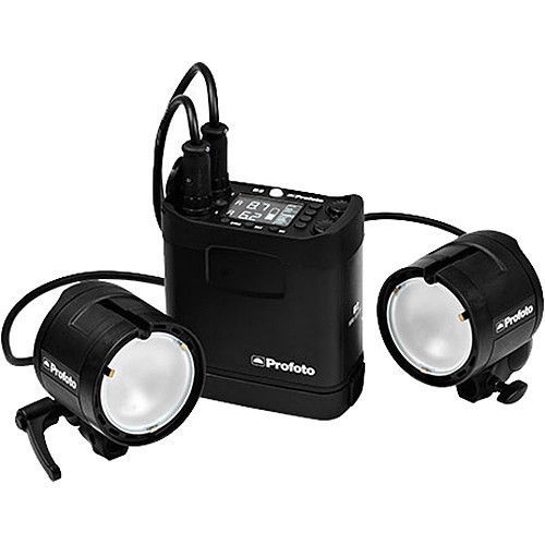Profoto B2 Kit with 2 heads + Extra Battery - 75€ Day/Unit