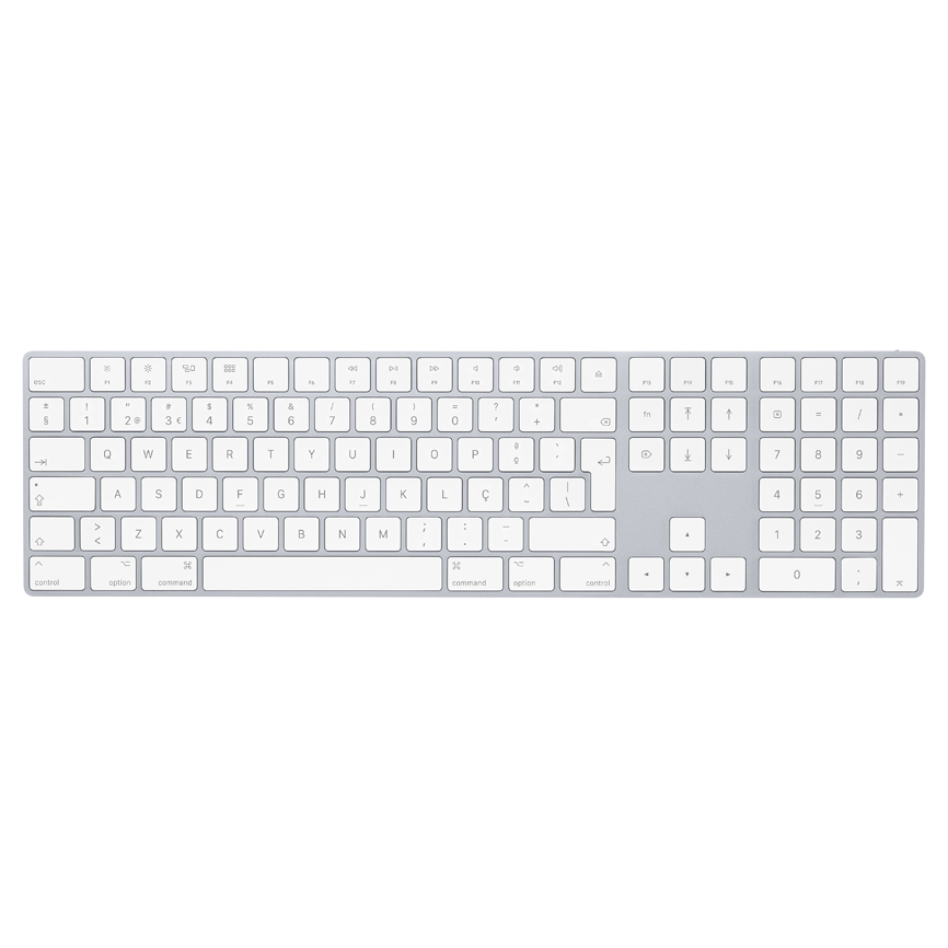Apple Numeric Keyboard - 10€/Day