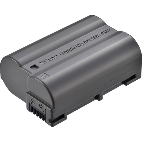 Nikon EN-EL15a Rechargeable Lit-ion Battery - 4€ Day/Unit