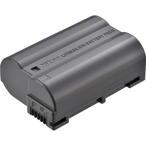 Nikon EN-EL15a Rechargeable Lit-ion Battery - 4€ Day/Unit