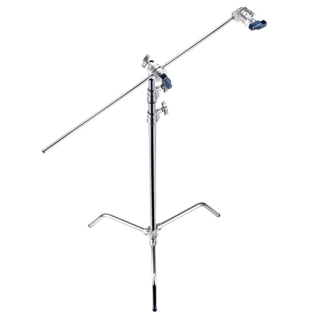 """C Stand - 40"""" Detachable w/ Grip Arm - 12€ Day/Unit"""