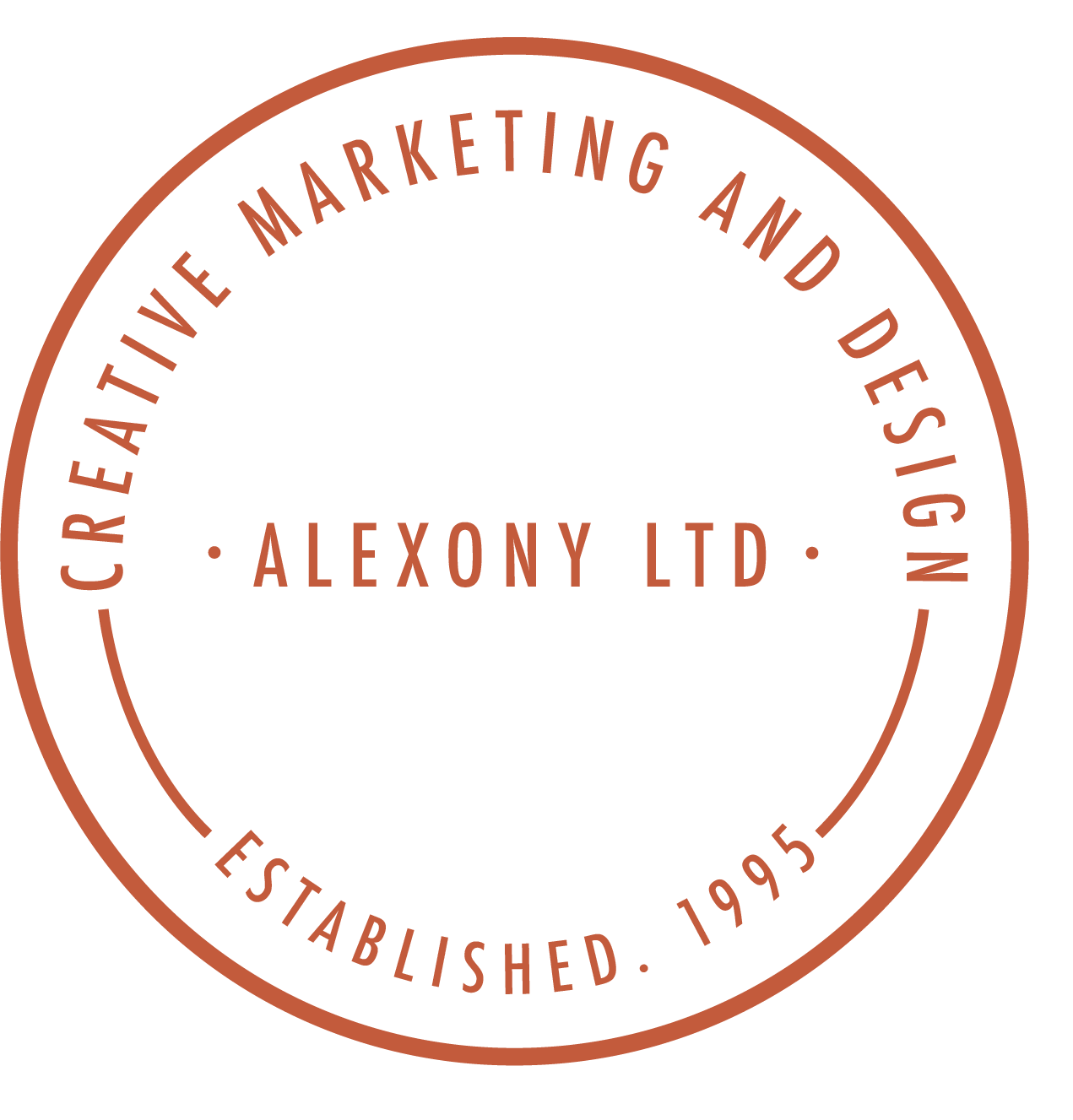 Alexony - Creative Marketing and Design