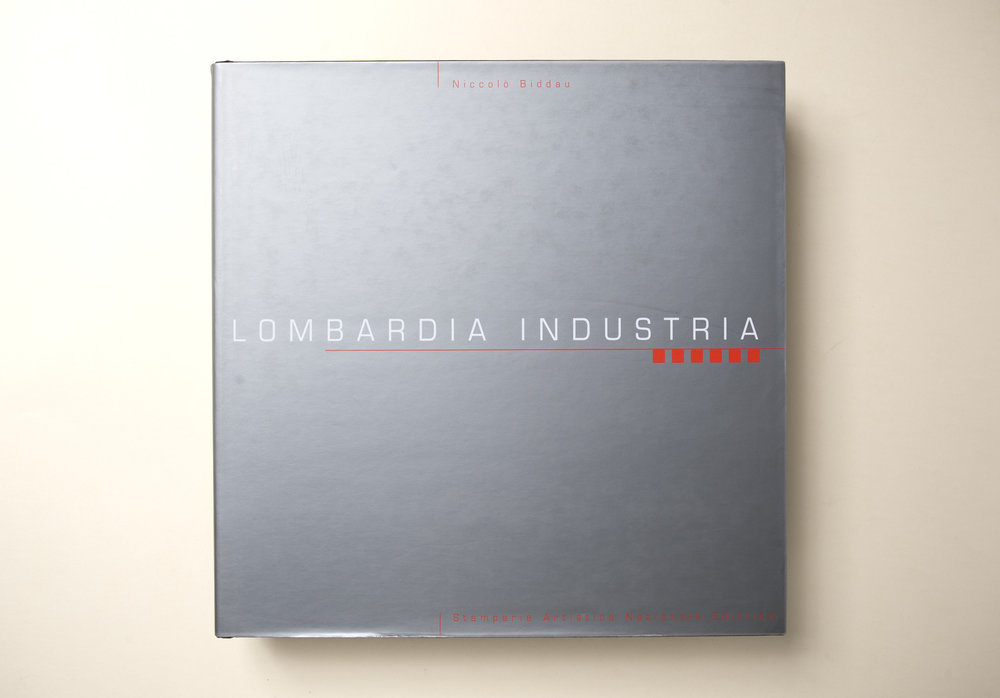 Niccolò BiddauLOMBARDIA INDUSTRIA - Stamperia Artistica Nazionale2004 Torino