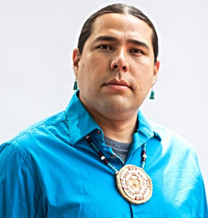 Featuring Keynote Speaker Dallas Goldtooth - Dallas Goldtooth is an Isanti Dakota and Dine man from the village of Cansayapi within the territory of the Oceti Sakowin. He is the national Keep It In The Ground campaigner for the Indigenous Environmental Network, focusing his work on uplifting and supporting frontline Indigenous communities fighting fossil fuel extraction on Indigenous lands. He has traveled extensively across North America as a public speaker and organizer, addressing the needs and issues that affect Indigenous peoples today. He is a film producer, actor, and a comedian. He co-founded The 1491s, an all-indigenous social media group that uses comedy and satire as means of critical social dialogue. He is also a Dakota language activist, cultural teacher and dedicated father.