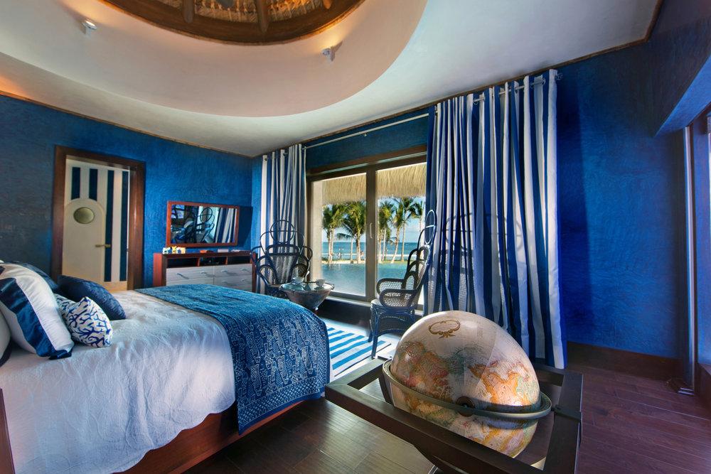 1. Aquarium Master Suite — Sirena Blue | Punta Cana