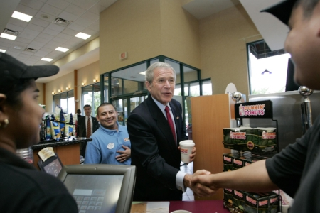 George Bush Coffee