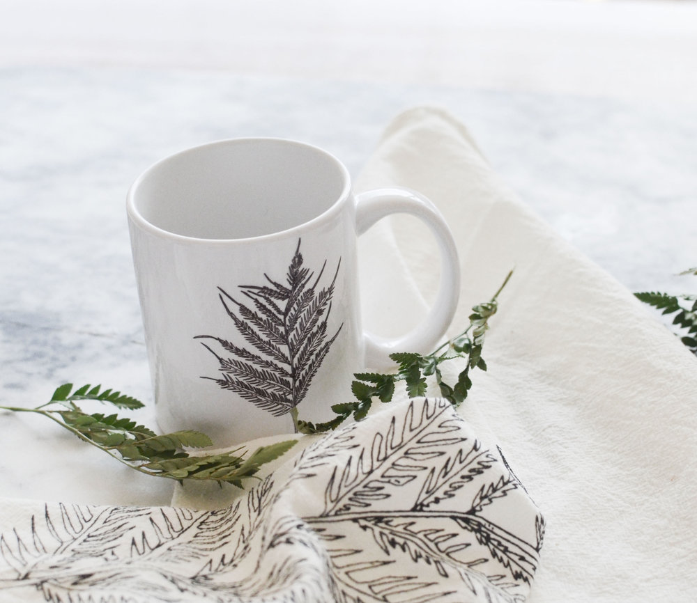 $15 | Fern Towel