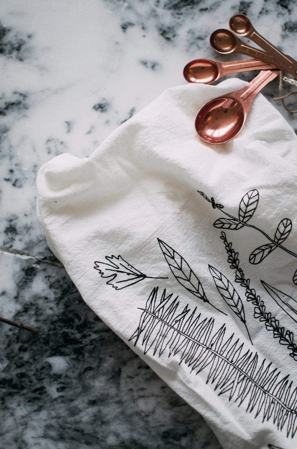 $15 | Herb Towel