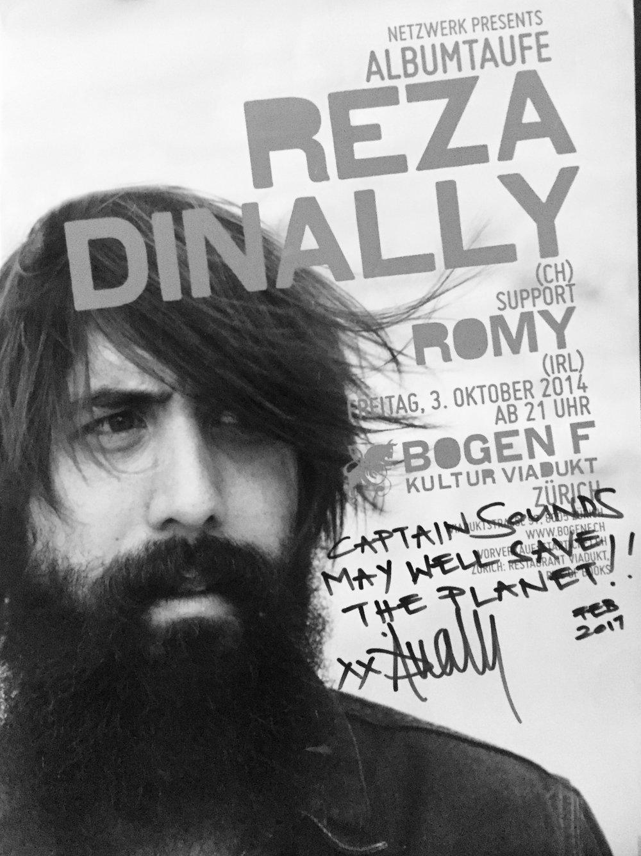 Reza Dinally