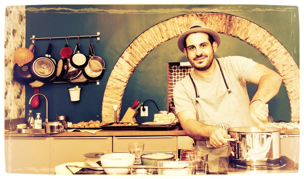 If the kitchen is the heart of the House, Massimo Sanfelice is its soul. - More