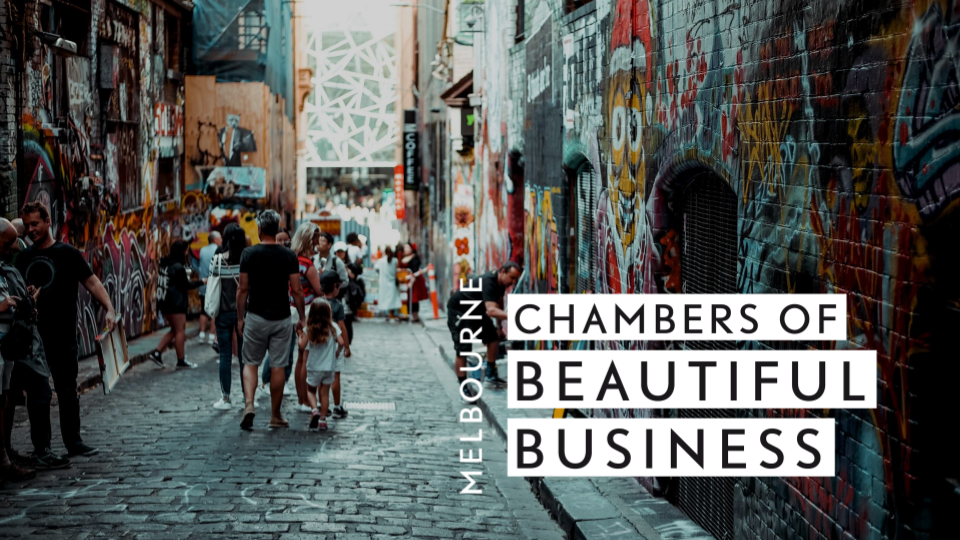 May 9, 2019Melbourne - Co-hosted by Mykel DixonLearn more