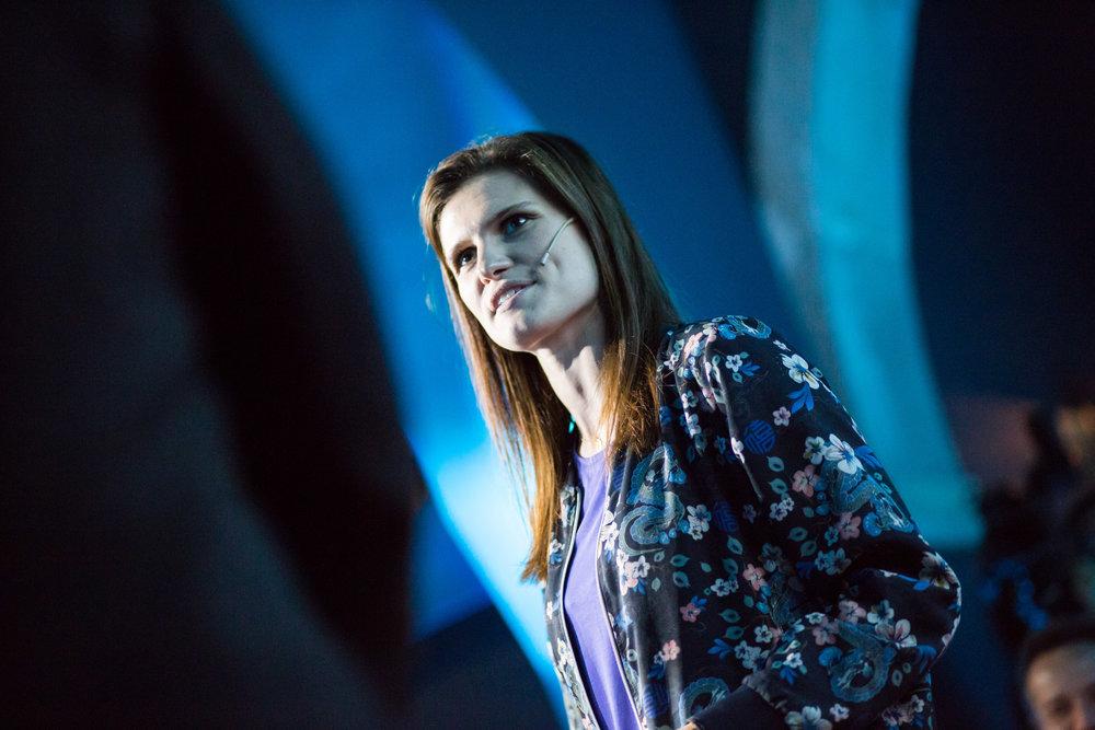 Léa Steinacker - Chief Innovation Officer, WirtschaftsWocheDuesseldorf