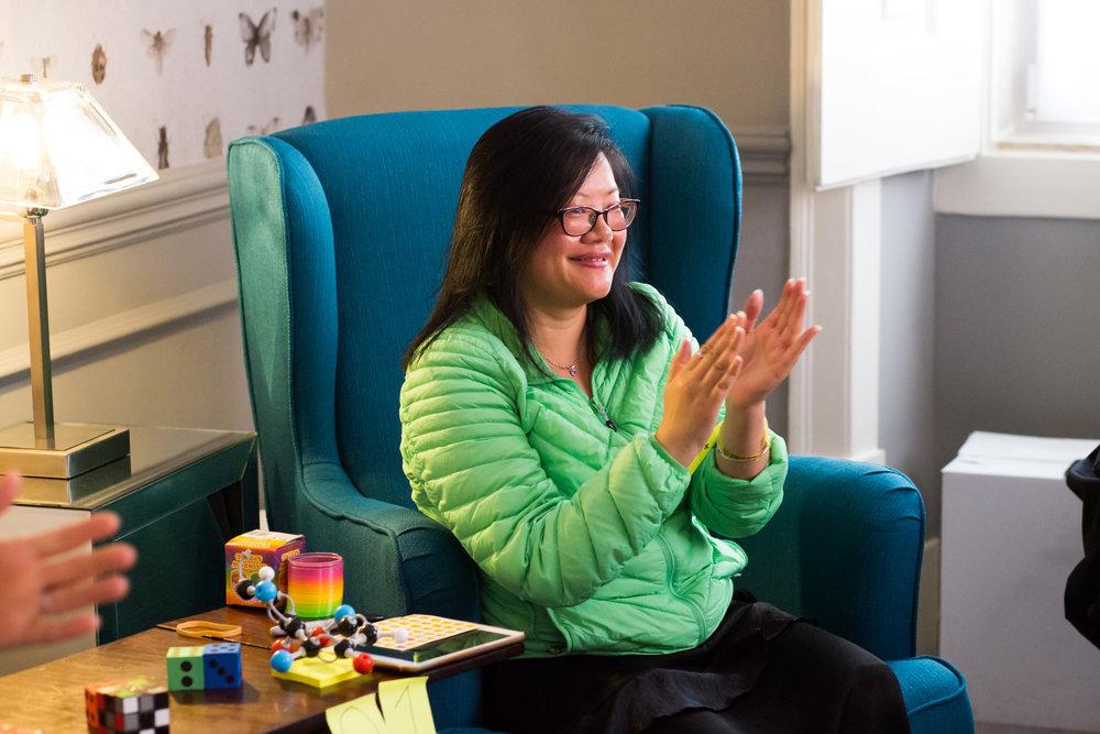 Twain Liu - AI Researcher and EntrepreneurLondon and Palo Alto