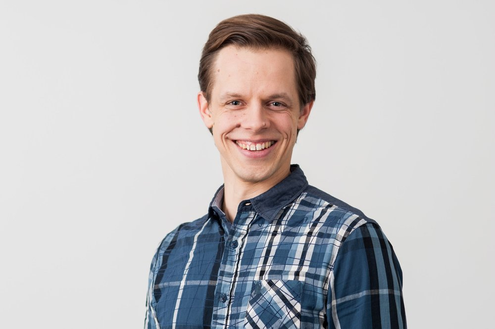 Antti Virolainen - CO-FOUNDER AND COO, SHARETRIBE