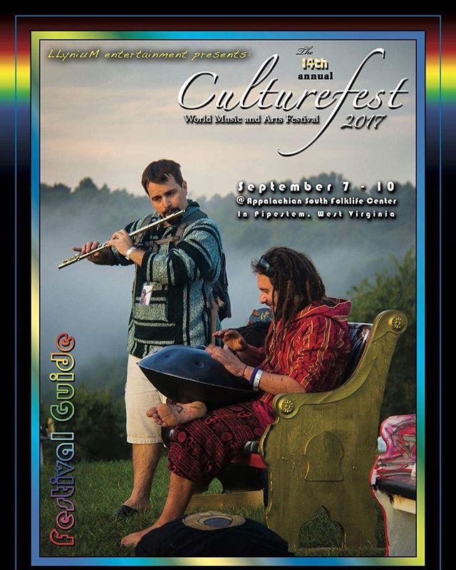Woot! Woot! My photo from 2 #culturefest ago made #thecover 🙌🙌 #lovewhatido #photographylife #localmagazine #westvirginia