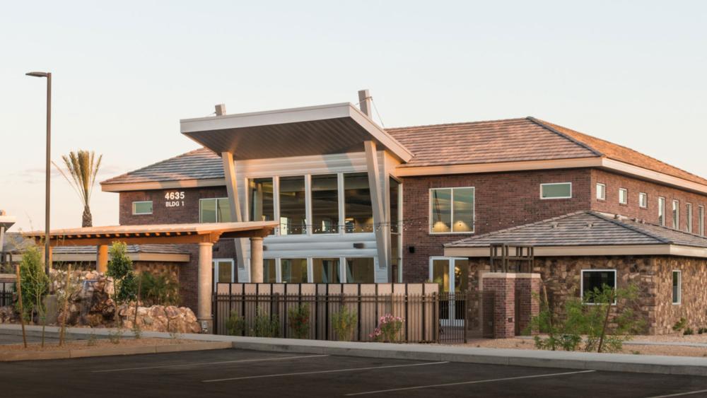 The Falls Event Center in Gilbert, AZ