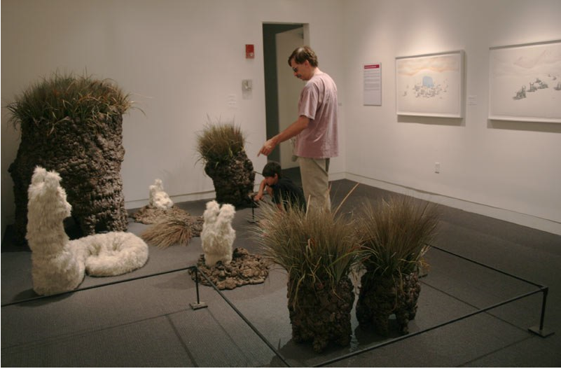 Installation View, DeCordova Museum and Sculpture Park