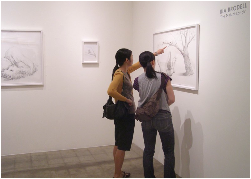 Installation View, Cerasoli Gallery