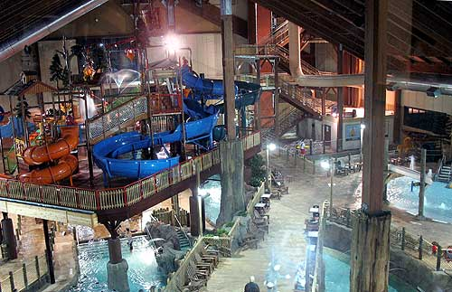 Six Flags Great Escape Indoor Waterpark  Queensbury, NY
