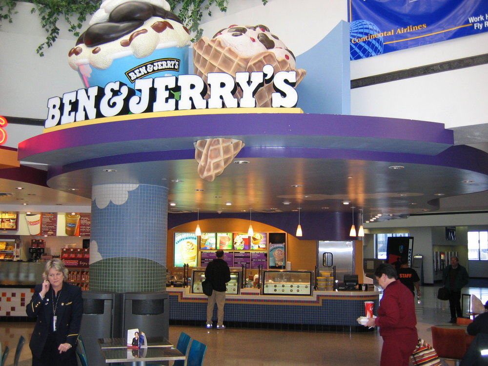 Ben & Jerry's  Newark, NJ