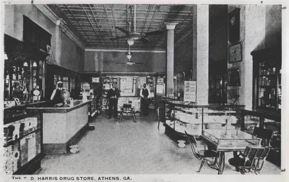 The Original E.D. Harris Pharmacy
