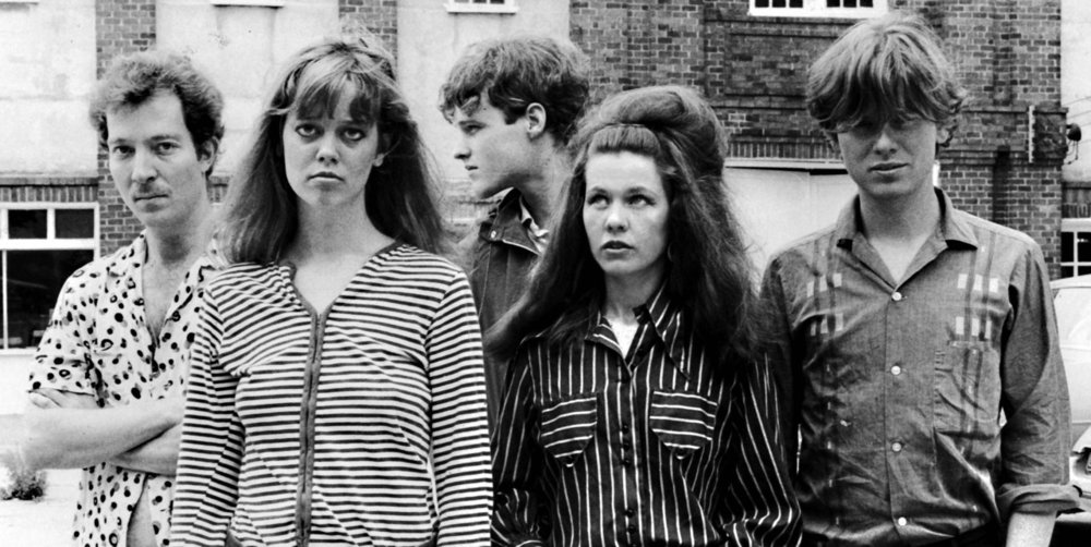 The B-52's Met and Practiced in the Morton Building