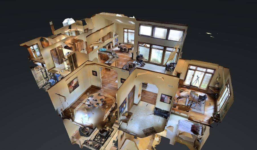 3D Home Tours (Matterport) -