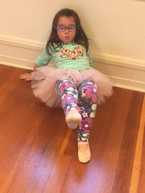 Miss Katrena, tie my shoe puh-leeeeeease!