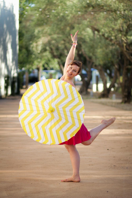 Katrena Cohea ballet