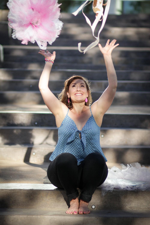 Katrena Cohea ballerina