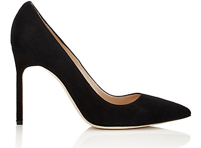 Manolo Blahnik BB Pump, $595