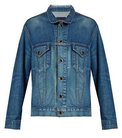 Denim Jacket, $580