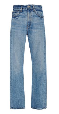 Straight Leg Jeans, $475