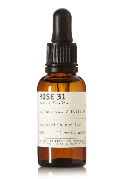 Le Labo Rose Perfume Oil, $144