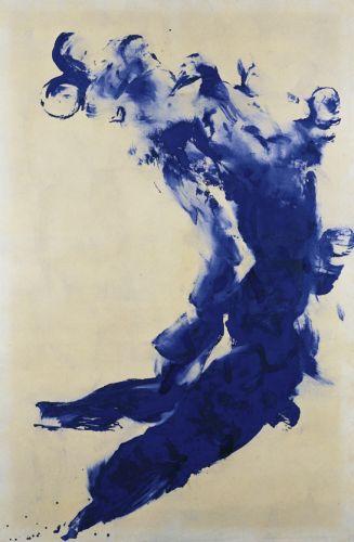 Anthropometry - Yves Klein