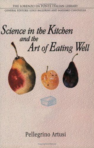 Science in The Kitchen and The Art of Eating Well, $40