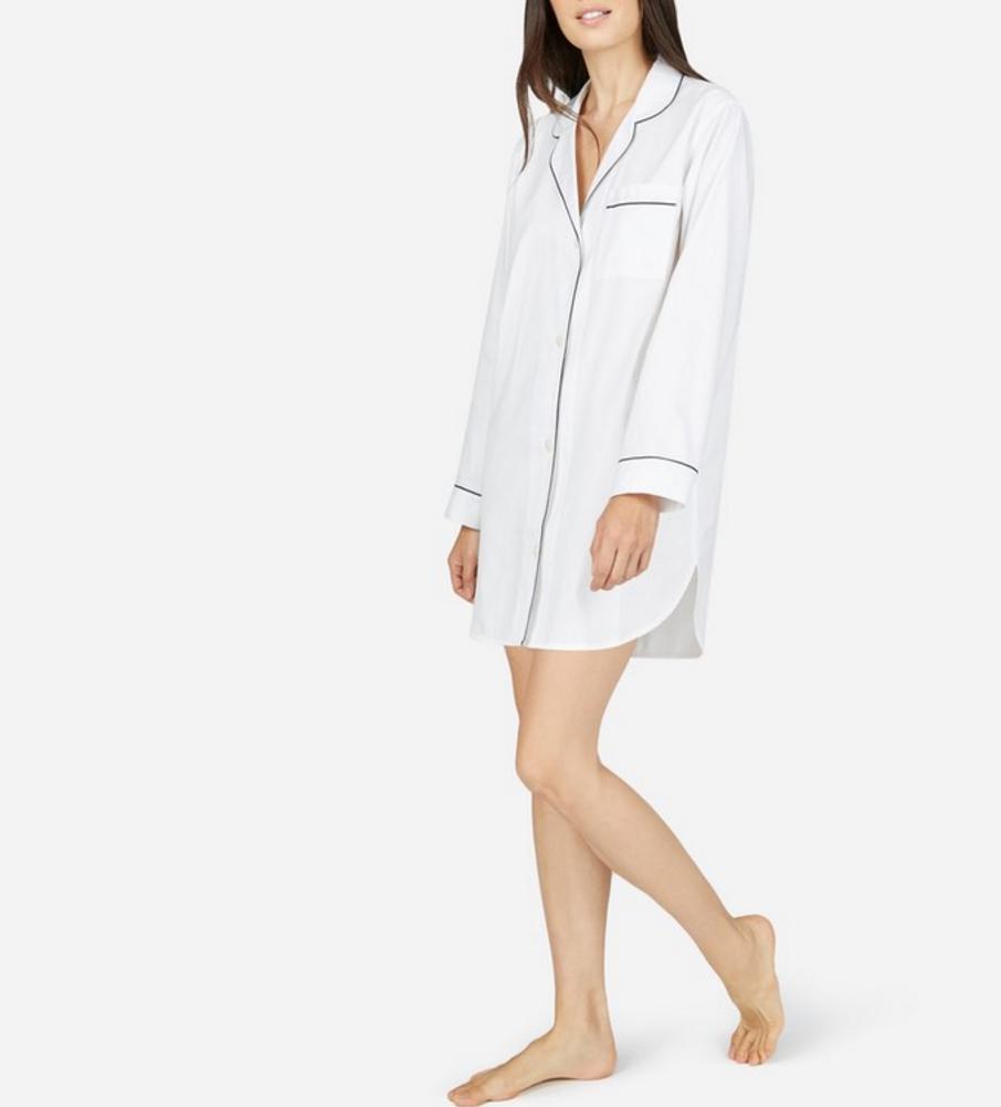 Pajama Tunic, $55