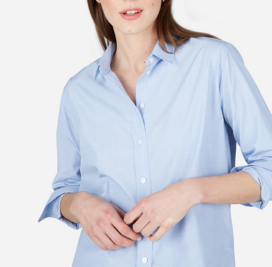 Relaxed Shirt, $65