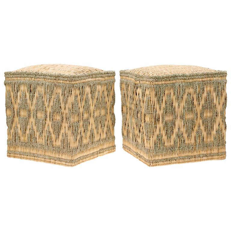 Moroccan Stools, $595