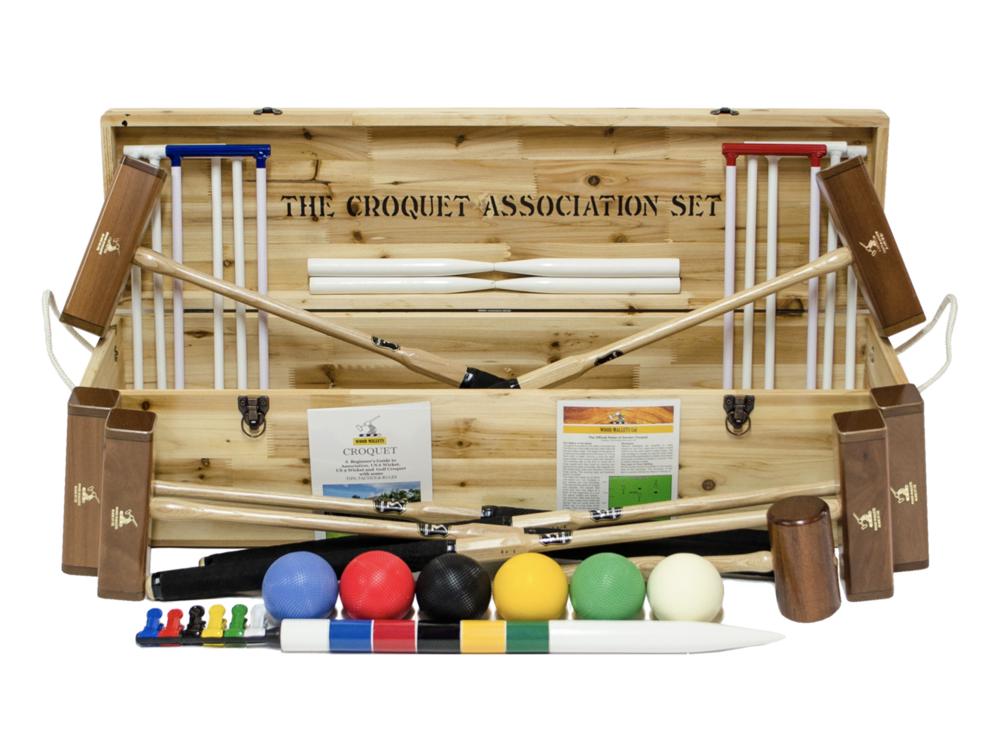 Croquet Set, $1199