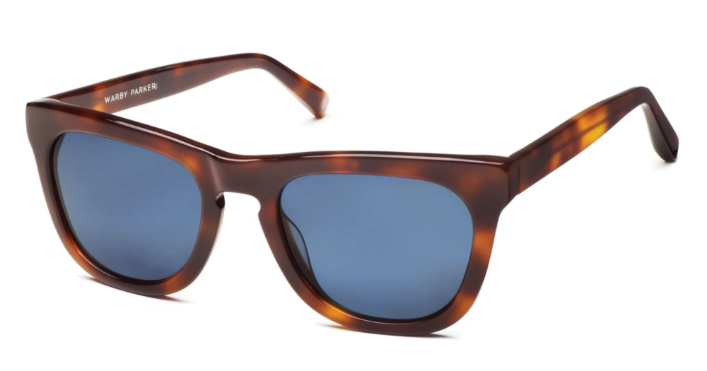 Warby Parker Cliff Sunglasses, $95